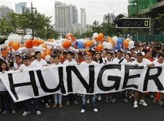 Since 2009, the number of people suffering from chronic hunger worldwide has dropped from 1.02 billion to 925 million, according to a recent report from the United Nations Food and Agriculture Organization (FAO).