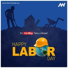 Labor is the bone of a country and deserves a much higher consideration. On this World Labor Day, be thankful to all the laborers. World Labor Day! . #worldlabourday #labours #Laboursofthecountry #adworthmedia Take A Break, Take That, Happy Lab, Labour Day, Consideration, Thankful, Events, Ads, Country