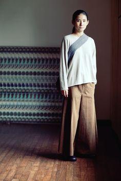 Jurgen Lehl 2011 winter: Pullover Blouse