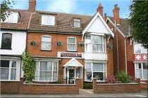Sunnyside B&B, Skegness, Lincolnshire, Bed & Breakfast England.