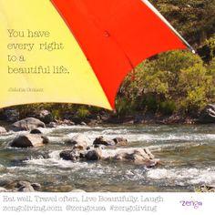 Motivation and Inspiration from Zengo Living @zengousa