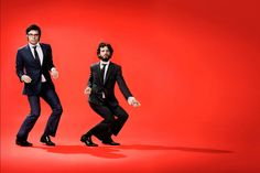 flight of the conchords // it's me and heather!