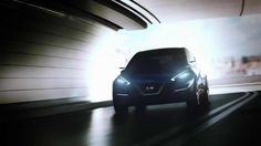 The Nissan company was published a teaser ad of a new concept, which official presentation will be in Geneva Motor Show 2015