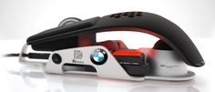 BMW and Thermaltake's Level 10 M gaming mouse is real, costs $100.    Could be great for 3D, Photoshop or AE