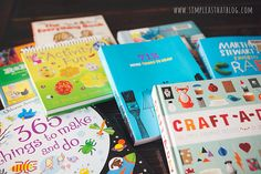 Top 10 Most Loved Craft Books for Kids - simple as that