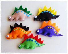 magnetic fridge dinossaurs  Birthday favors