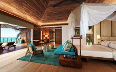 The best honeymoon hotels in the Seychelles | Telegraph Travel Best Hotel Deals, Best Hotels, Luxury Hotels, Luxury Travel, Seychelles Hotels, Seychelles Islands, Barcelona Hotels, Beautiful Bedrooms, Hotel Reviews