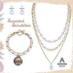 Antialergická, luxusná bižutéria #luxusnabizuteria #bizuteria #aurorashop #perly Ale, Gold Necklace, Silver, Jewelry, Gold Pendant Necklace, Jewlery, Jewerly, Ale Beer, Schmuck