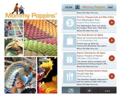 We love the Mommy Poppins app for finding fun activities for kids. Even better, it's free!