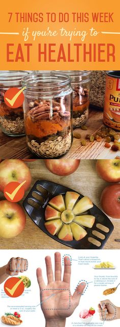 7 Healthy Eating Tricks You'll Actually Want To Try