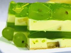 Polish Recipes, Cookie Desserts, Flan, Cake Cookies, Mousse, Food And Drink, Pudding, Cheese, Fruit