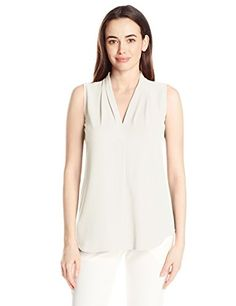 46 Best Calvin Klein Blouses Button Down Shirts For Women Images