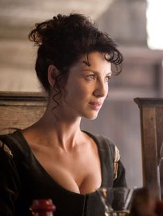 Caitriona Balfe as Claire Fraser in Outlander (TV Series, 2014). [x]