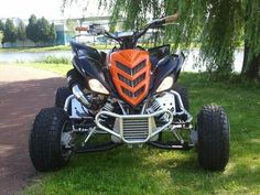 Sherp Atv For Sale >> 2009 Arctic Cat TRV 1000 4-Wheeler , Orange for sale in ...
