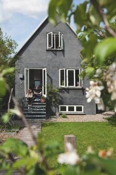 En vidunderlig villa | Katrina and Peter Hensberg #exterior