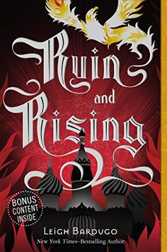 Ruin and Rising (The Grisha Trilogy) by Leigh Bardugo http://www.amazon.com/dp/1250063167/ref=cm_sw_r_pi_dp_spy8vb1YJSV67