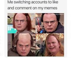 Oh my gosh Dwight, I can't even