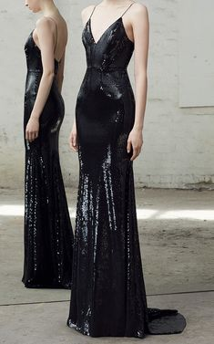 Rori Sequin Gown by ALEX PERRY for Preorder on Moda Operandi