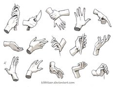 Gallery Female Hands Reference