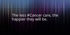 Cancer fact