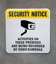 Security Notice