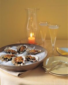 "See the ""Baked Oysters"" in our  gallery"