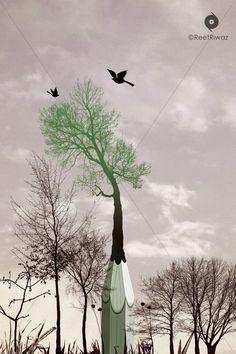 Birth of Tree