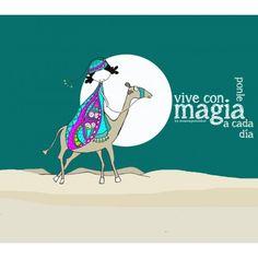 """Lámina """"Magia"""""""