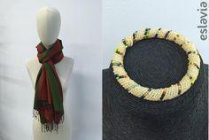 En el día de la mujer, los mejores complementos de moda. #complementosdemoda #pulsera #foulard