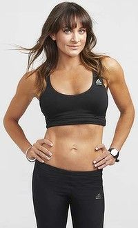 Not too bulky, just nice!  Michelle Bridges