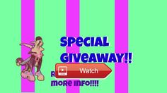 😸 READ DESC FOR MORE INFO special animal jam giveaway 🐶 To enter this giveaway you need to be subbed to my channel and comment your user in…