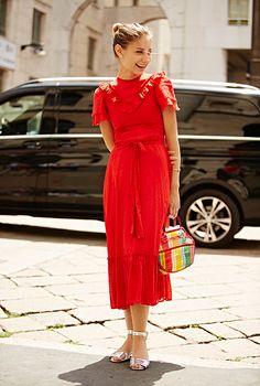 RTW Milan Fashion Week: Street style | @andwhatelse