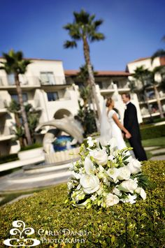 Huntington Beach Hyatt Weddings -- Call (310) 882-5039 if you are looking for So Cal marriage officiants. https://OfficiantGuy.com
