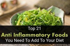 Top 21 Anti Inflammatory Foods You Need To Add To Your Diet 1