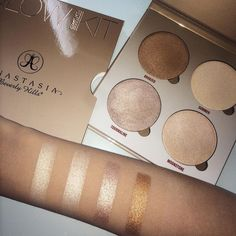 ABH Glow Kit sun dipped - £39