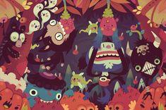 wild world by Bisparulz on deviantART