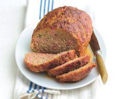 Domácí sekaná Pavlova, Easy Cooking, Meatloaf, Ham, Banana Bread, Food And Drink, Desserts, Tailgate Desserts, Meat Loaf