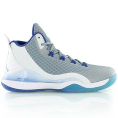 hot sale online 07640 ec438 jordan SUPER.FLY 3 PO white blue blue