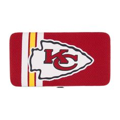 Kansas City Chiefs Shell Mesh Wallet