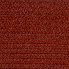 Colonial Braided Rug Co - Solid Rust Braided Rug, $59.70 (http://www.colonialrug.com/solid-rust-braided-rug/)