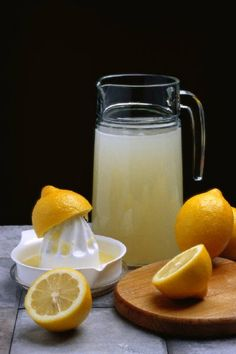 Try the lemon cleanse diet - detox with lemonade specially prepared for the task. A healthy and surprisingly tasty way to good health.