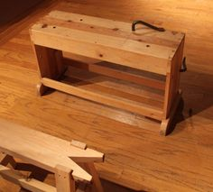 Saw Benches Hi Folks. The October ACWA meeting seemed to be a sawing success. Lots of interest in saw benches and Russ' hand built backsaws. I know there has been some e-mail traffic between some m...