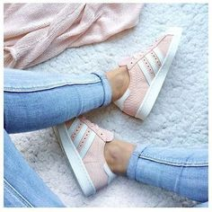 Adidas  Schuhe rosa