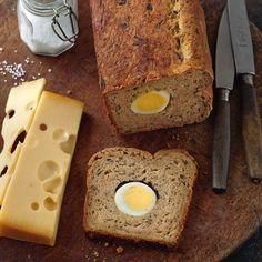 Mangold-Ei-Brot