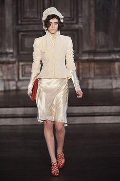 Love this dress @l'wrenscott fall 2012