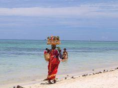 Mauritian Fruitseller