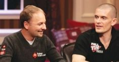 Online Poker Fighters: Today conducted the long awaited challenge Negkranou between Daniel and Gus Hansen
