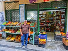 Naxos Cheese shops, Psiri