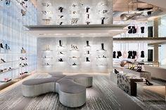 Dior flagship store by Peter Marino, Tokyo   Japan luxury fashion