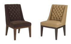 Dining Chairs - makes you want to sit and visit Take A Seat, Discount Furniture, Dining Room Table, Dining Chairs, Amelia, Home Furnishings, Organize, Dinning Chairs, Dining Table